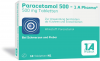 Paracetamol 500 1A Pharma 10 Tabletten