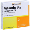 Vitamin B12 ratiopharm N 5 x 1 ml Ampullen