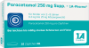 PARACETAMOL 250 mg-1A Pharma Suppositorien 10 St