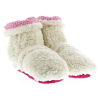 Warmies Slippies Boots Sherpa Gr.37-42 b/r