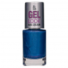 RdeL Young Gel-Look Nail Colour 07 blue lagoon