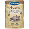 Winston Nature mit Ente & Huhn 0.93 EUR/100 g (24 x 85.00g)