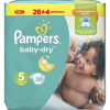 Pampers Windeln baby-dry Gr. 5 (11-23kg)