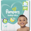Pampers Windeln baby-dry Gr. 5+ (12-17kg)