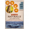 IAMS Naturally mit wildem Thunfisch in Sauce 0.76 EUR/100 g (24 x 85.00g)