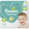 Pampers Windeln baby-dry Gr. 4 (9-14kg)