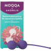 MOQQA by AMORELIE Pearl Light Liebeskugeln