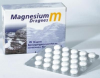 Magnesium M Dragees, 25 St
