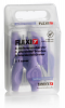 Tandex Flexi Interdental Bürsten lila, 0,8-5,0 mm, 6 St