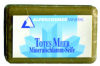 TOTES MEER SALZ Mineral Schlamm Seife, 100 g