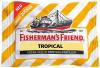 Fisherman´s Friend Tropical ohne Zucker Pastillen, 25 g
