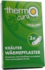 Thermacura Kraeuter Pflaster, 3 St