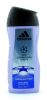 adidas Hair + Body Shower Gel Champions League Arena Edition, 250 ml