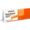 Paracetamol ratiopharm 500 mg Tabletten, 20 St