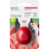eos - Smooth Sphere Organic Lip Balm - Summer Fruit - Lippenbalsam, Blister, 7 g