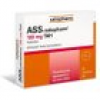 ASS-ratiopharm 100 TAH Tabletten, 50 St