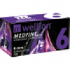 Wellion Medfine plus Pen-Nadeln 6 mm, 100 St