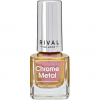 Rival de Loop Chrome Metal Nail Colour 02