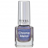 Rival de Loop Chrome Metal Nail Colour 06