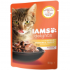 IAMS delights mit Huhn & Pute in Sauce 0.76 EUR/100 g (24 x 85.00g)