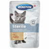 Winston CARE Sterile Nassfutter mit Huhn 0.58 EUR/100 g (24 x 85.00g)