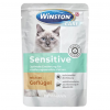 Winston CARE Nassfutter Sensitive reich an Geflügel 0.58 EUR/100 g (24 x 85.00g)
